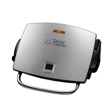 George Foreman Family Grill & Melt with Removable Plates | 14525