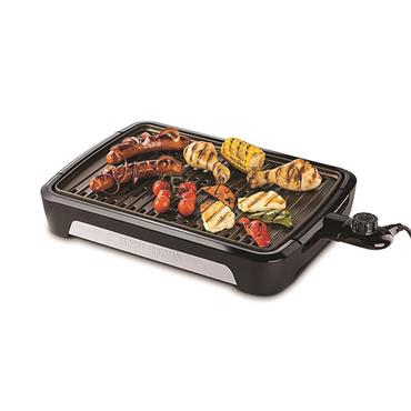 GEORGE FOREMAN SMOKLESS BBQ GRILL LARGE | 25850