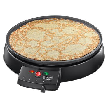 Russell Hobbs Fiesta Crepe And Pancake Maker Electric Non Stick 30cm Hot Plate 1200w | 20920