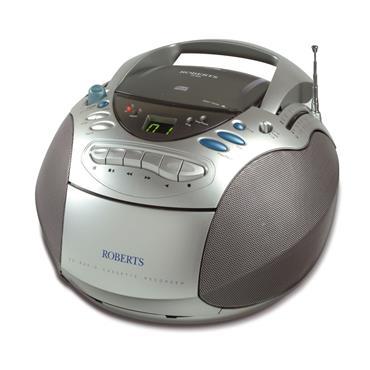 Roberts SKYLARK portable CD radio cassette recorder | CD9960