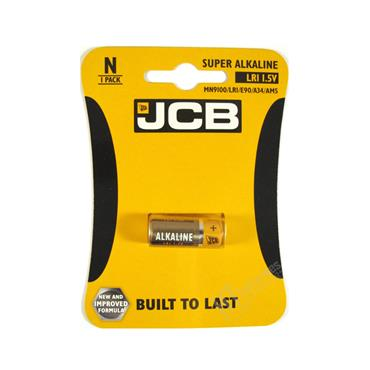 JCB 1.5V ALKALINE BATTERY N / LR1 | 1736-40