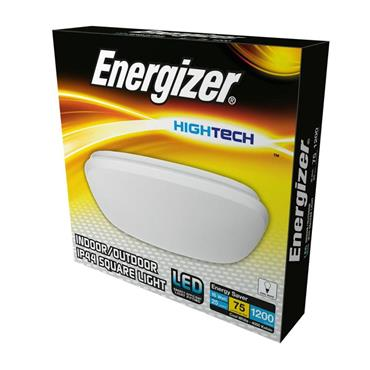 Energizer 16W LED IP44 Indoor / Outdoor Square Light | 1822-08