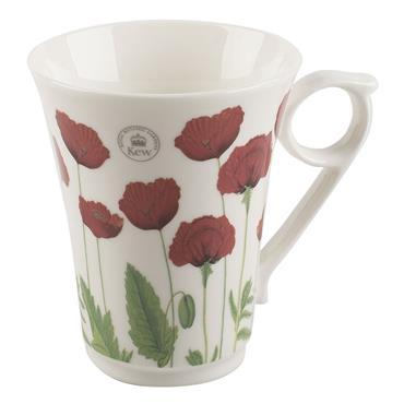 Kew Gardens Poppy Classic Mug | 5200013