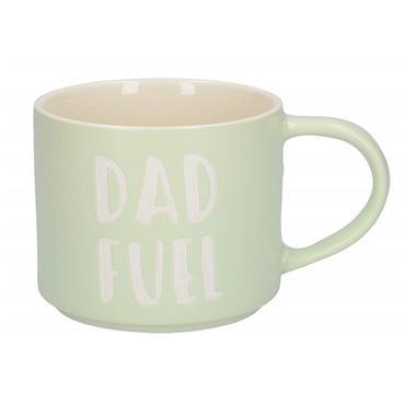 Creative Tops Ava & I Dad Fuel Stackable Mug | C000255