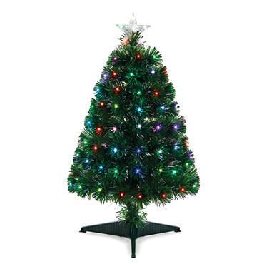 Premier 80cm Tree With Colour LED Lights | FT131052