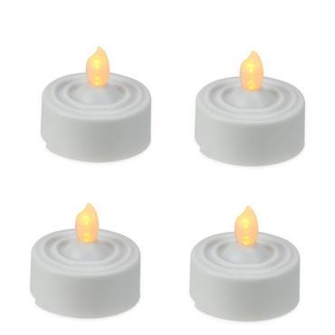 Battery Tealight Set of 4 | LB151426
