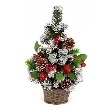 Premier 45cm Dressed Tree in Pot | TRD151815