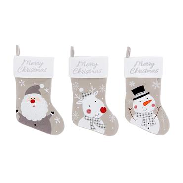 Premier 45cm Christmas Stocking Assorted | PL171461