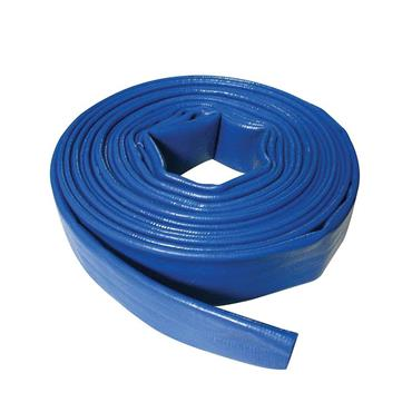 SILVERLINE FLAT DISCHARGE HOSE 10 Metre X 32MM
