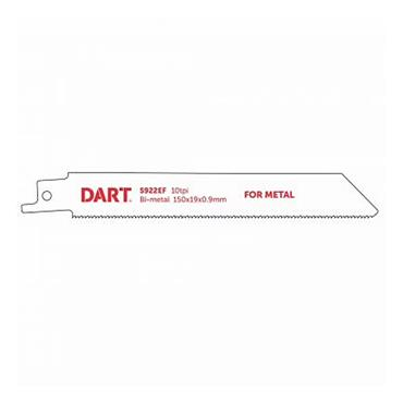 Dart Metal Cutting Reciprocating Blade - Pack of 5 | DXDRB74