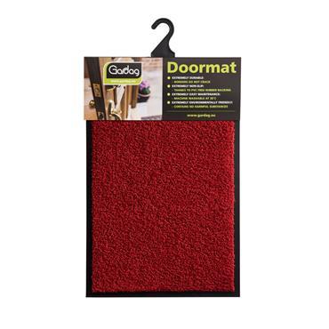 Gardag Invitation Doormat Red 40cm x 60cm | GA403459