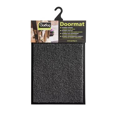 Gardag Invitation Doormat Grey 60cm x 90cm | GA403480
