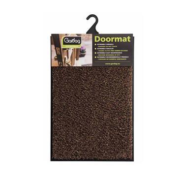 Gardag Promenade Doormat Brown 40cm x 60cm | GA403619