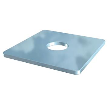 M12 X 50 X 50 X 3 SQUARE PLATE WASHER -