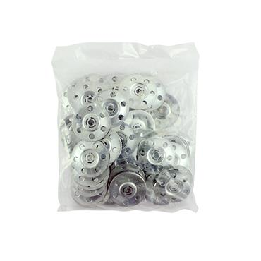 Timco 35mm Metal Insulation Discs 100 Pack | MID35