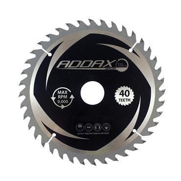 ADDAX CIRCULAR SAW BLADE 150MM X 20MM X 40 TEETH | C1502040