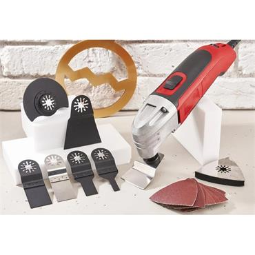 Olympia 300W Multi-Tool and Accessory Bundle | XMS21MULTI