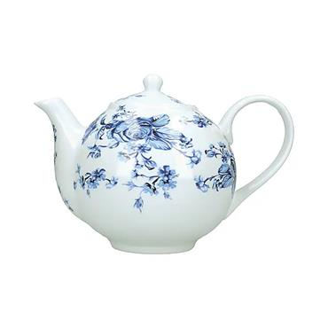 Mikasa Hampton Porcelain 1 Litre Teapot | MKHAMTPOT