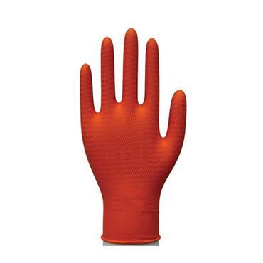 TuffGrip Nitrile Enduro Grip Glove X-Large Pack of 50