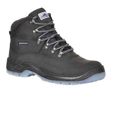PORTWEST ALL WEATHER BOOT | STEELITE | (BLACK)