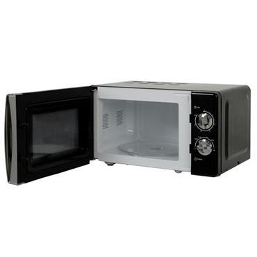 Russell Hobbs 700w 17 Litre Manual Microwave - Black | RHMM701B/RH
