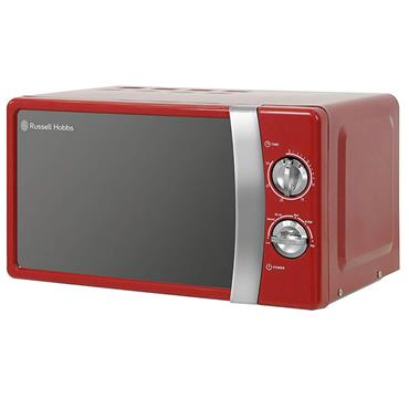 RUSSELL HOBBS 17 Litre 700W  MICROWAVE RED | RHMM701R