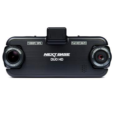 NEXTBASE DUO DASH CAMera with built-in WIFI | NBDUOHD