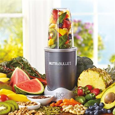 NUTRIBULLET 600W STARTER KIT - GRAPHITE