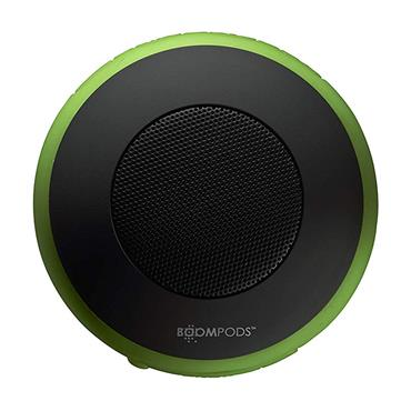 BOOMPODS WATERPROOF BLUETOOTH SPEAKER GREEN | AQPGRN