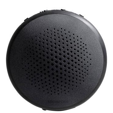Boompods Fusion Bluetooth portable speaker Water-proof grey/black | FUSDGR