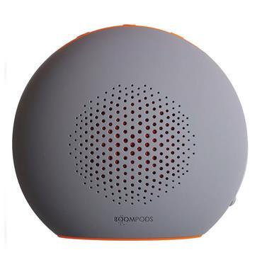 BOOMPODS DOUBLEBLASTER 2 portable bluetooth SPEAKER orange/grey | DB2ORA