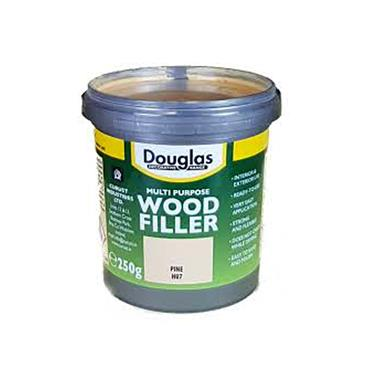 Douglas 250g Multipurpose Wood Filler - Pine | DPWF0250C
