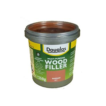 Douglas 250g Multipurpose Wood Filler - Mahogany |