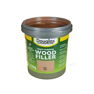 DOUGLAS WOOD FILLER TEAK 250G