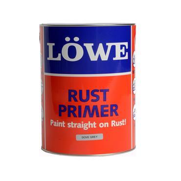 Lowe 375g Rust Primer - Dark Grey | LR0375D