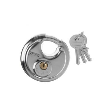 Tessi 70mm Stainless Steel Discus Padlock | TED70