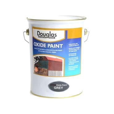 Douglas 2.5 Litre Oxide Paint - Dark Grey   FD250DG
