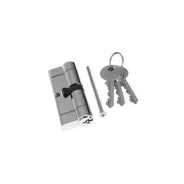 Tessi Snap Safe Door Cyclinder 35 / 35 - Chrome | TKD3A