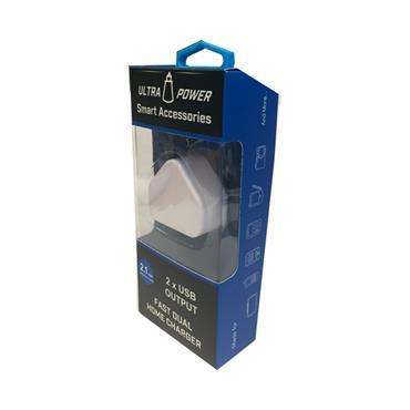DUAL USB 3 PIN PLUG | AJL561