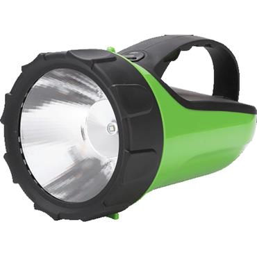 Homeline Rechargeable LED Torch - Green | TE9300