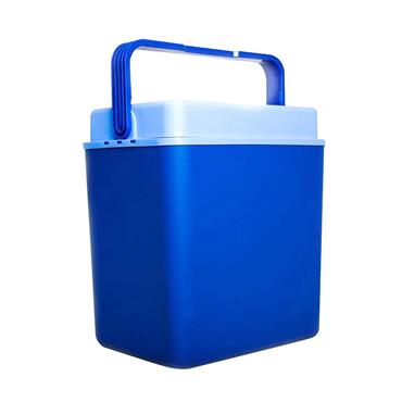 Connabride 24 Litre Passive Coolbox With Handle & Detachable Lid