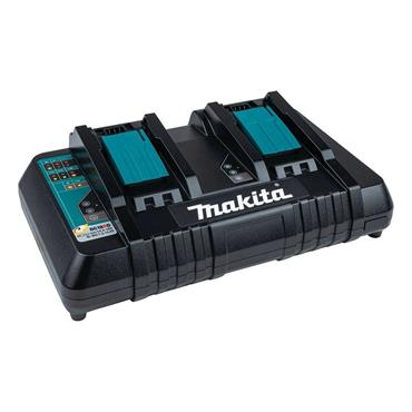 Makita Twin Port Multi Voltage Charger   DC18RD