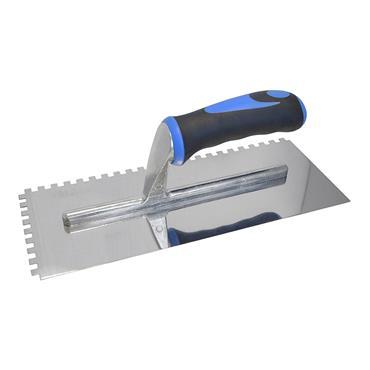 Tala 6mm Square Notched Trowel 11 x 4.1/2in | TAL69393