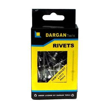 DARGAN 4.9X16 WIDE HEAD POP RIVETS 50PK