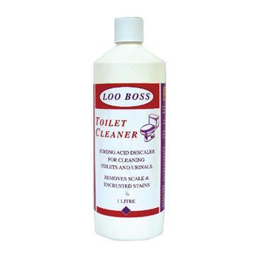 DARCHEM LOO BOSS TOILET CLEANER 1 LITRE | LB02