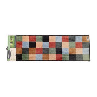 Dosco 150cm x 50cm Doormat - Squares | 57054