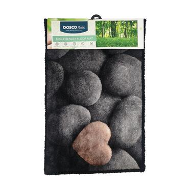 Dosco 75cm x 50cm Doormat - Stones | 57055