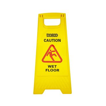 Dsoco Wet Floor Sign | 62003