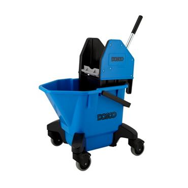 Dosco 26 Litre Kentucky Mop Bucket with Whinger - Blue | 65406