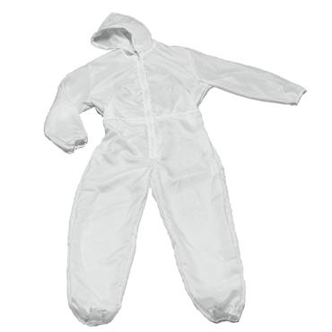DOSCO DISPOSABLE OVERALL ONE SIZE FITS ALL